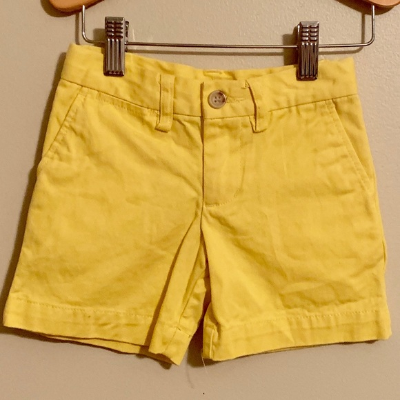 Polo by Ralph Lauren Other - 🥳3 For $20🥳POLO... Girl's 2T(EUC)Yellow Shorts!